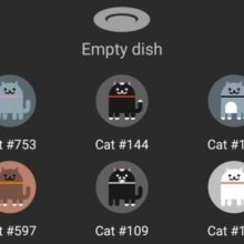 Empty Dish в Android 7.0 и 8.0 – что это такое