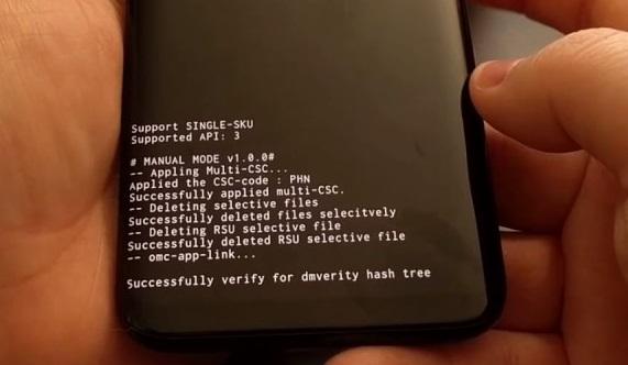 Проблема-Supported-API-3-на-Андроиде